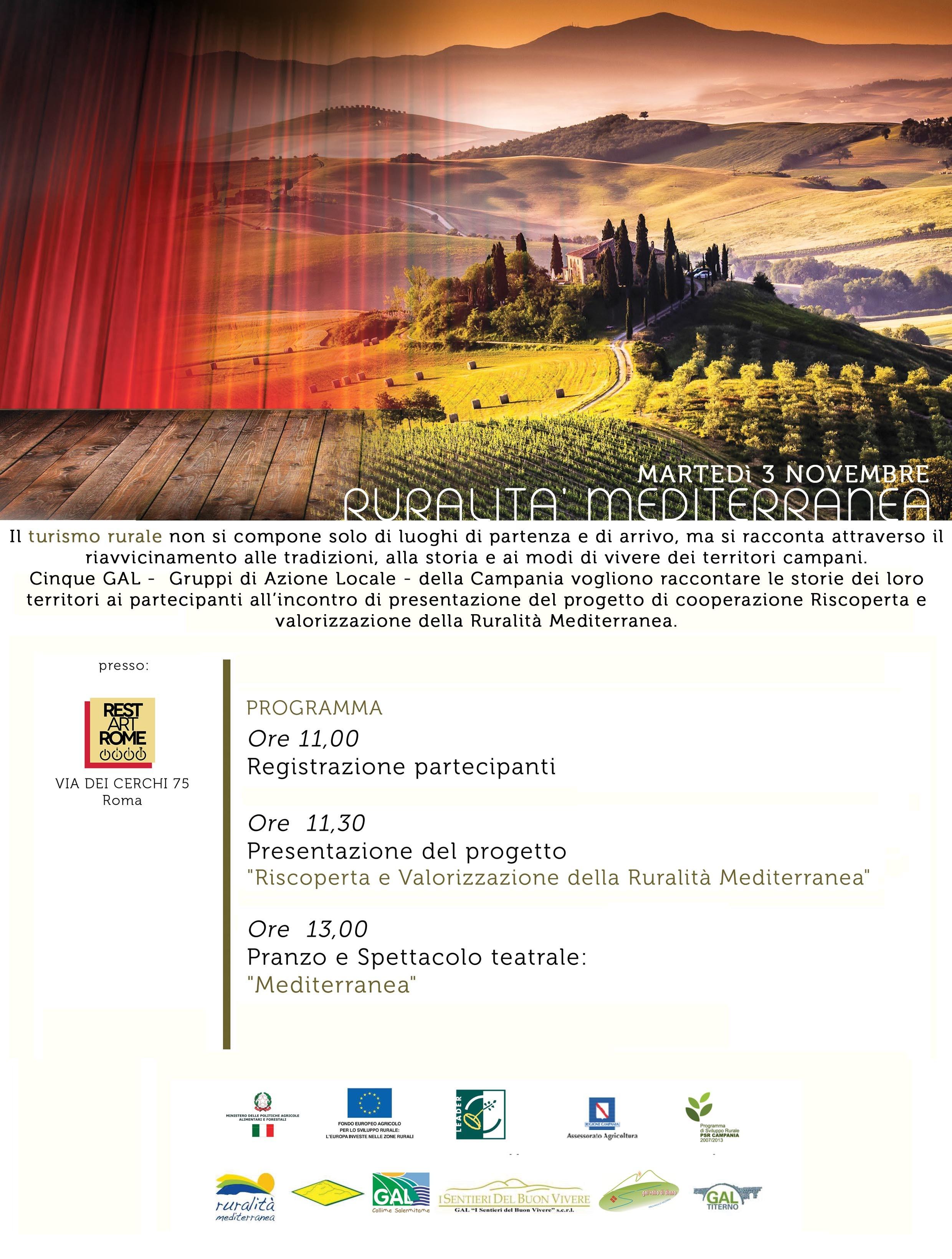 Invito Evento Roma