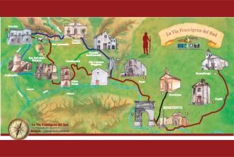 La via Francigena del sud: unitinerario del sacro in Campania