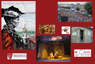 Eventi e Manifestazioni. Tradizioni, produzioni tipiche, sport,